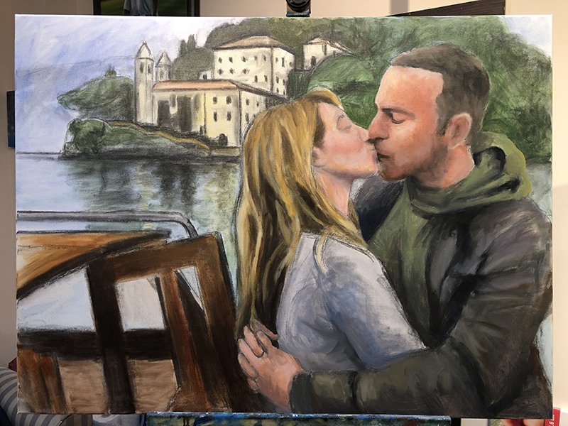 Andrea Ryan Oil Painting 14