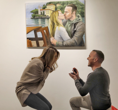 Ryan Ruocco   Andrea Proposal